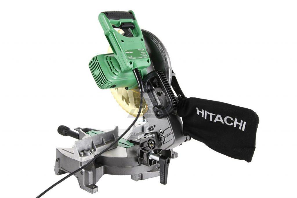 Hitachi C10FCE2 - Single Bevel Compound Miter Saw