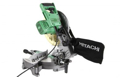 Hitachi C10FCE2 - Single Bevel Compound Miter Saw