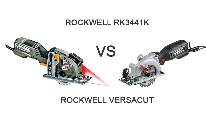 Rockwell RK3441K Vs Versacut