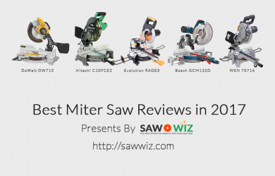 best miter saw review in 2017