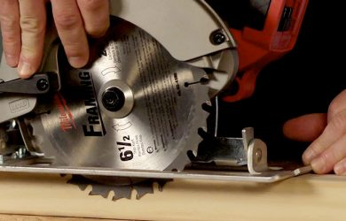 How to Circular Saw