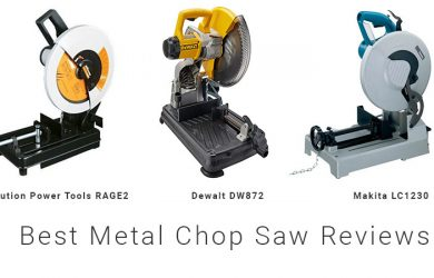 Best Metal Chop Saw Reviews