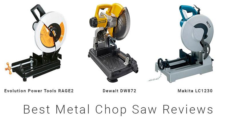 Best Metal Chop Saw Reviews